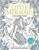 The Little Mermaid Colouring Book