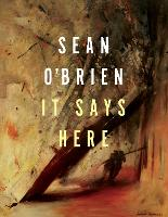 It Says Here (Paperback)