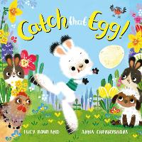 Catch That Egg! (Paperback)