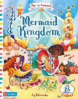 Mermaid Kingdom - Pop-up Carousel (Hardback)