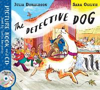 The Detective Dog: Book and CD Pack (Book)