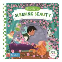 Sleeping Beauty - Campbell First Stories (Board book)