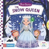 The Snow Queen - Campbell First Stories (Board book)