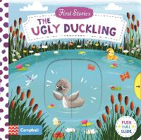 The Ugly Duckling - Campbell First Stories (Board book)