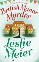 British Manor Murder - Lucy Stone Mysteries (Paperback)