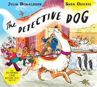 The Detective Dog (Board book)