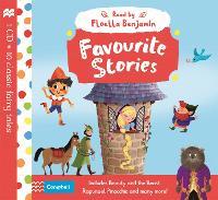 Favourite Stories Audio (CD-Audio)
