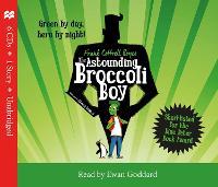 The Astounding Broccoli Boy (CD-Audio)
