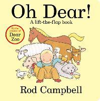 Oh Dear! (Board book)
