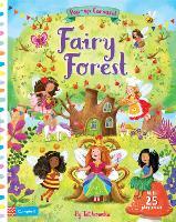 Fairy Forest - Pop-up Carousel (Hardback)