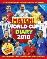 Match! World Cup 2018 Diary (Paperback)