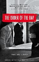 The Order of the Day (Hardback)