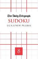 daily telegraph Sudoku 8 (Paperback)