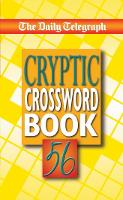 The Daily Telegraph Cryptic Crossword Book 56 (Paperback)