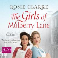 The Girls of Mulberry Lane: Mulberry Lane, Book 1 - Mulberry Lane 1 (CD-Audio)