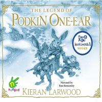 The Five Realms: The Legend of Podkin One-Ear (CD-Audio)