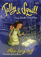 The Trapdoor Mysteries: A Sticky Situation: Book 1 - The Trapdoor Mysteries (Paperback)