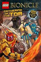 Gathering of the Toa: Book 1: Graphic Novel - LEGO Bionicle 1 (Paperback)