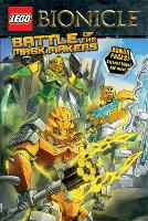 Battle of the Mask Makers: Graphic Novel Book 2 - LEGO Bionicle (Paperback)