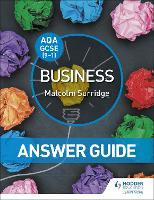 AQA GCSE (9-1) Business Answer Guide (Paperback)