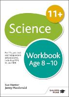 Science Workbook Age 8-10 (Paperback)
