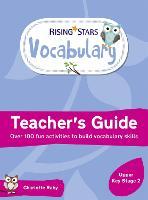 Rising Stars Vocabulary: Upper Key Stage 2 (Paperback)
