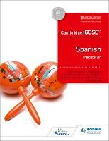 Cambridge IGCSE (TM) Spanish Student Book Third Edition (Paperback)
