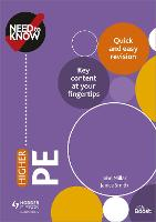 Need to Know: Higher PE