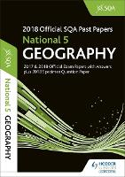 National 5 Geography 2018-19 SQA Specimen and Past Papers with Answers (Paperback)