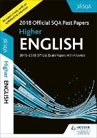 Higher English 2018-19 SQA Past Papers with Answers (Paperback)
