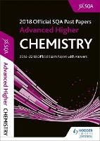 Advanced Higher Chemistry 2018-19 SQA Past Papers with Answers (Paperback)