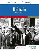 Access to History: Britain 1951-2007 Third Edition (Paperback)