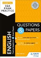 Essential SQA Exam Practice: National 5 English Questions and Papers (Paperback)