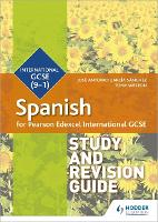 Pearson Edexcel International GCSE Spanish Study and Revision Guide (Paperback)