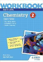AQA A-level Chemistry Workbook 2 (Paperback)