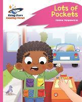 Reading Planet - Lots of Pockets - Pink C: Rocket Phonics - Rising Stars Reading Planet (Paperback)