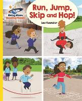 Reading Planet - Run, Jump, Skip and Hop! - Yellow: Galaxy