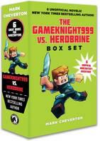 The Gameknight999 vs. Herobrine Box Set: Six Unofficial Minecrafter's Adventures - Gameknight999 Series (Paperback)