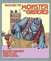 That's Not the Monster We Ordered (Hardback)