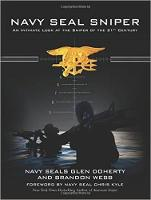 Navy SEAL Sniper: An Intimate Look at the Sniper of the 21st Century (Paperback)