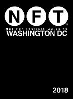 Not For Tourists Guide to Washington DC 2018 - Not For Tourists (Paperback)