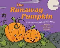 The Runaway Pumpkin (Board book)