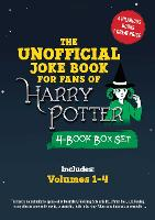 The Unofficial Harry Potter Joke Book 4-Book Box Set: Includes Great Guffaws for Gryffindor, Stupefying Shenanigans for Slytherin, Howling Hilarity for Hufflepuff, and Raucous Jokes and Riddikulus Riddles for Ravenclaw! - Unofficial Harry Potter Joke Book (Paperback)