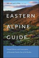 Eastern Alpine Guide: Natural History and Conservation of Mountain Tundra East of the Rockies (Paperback)