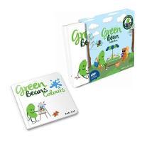 Green Bean Collection: | Board Books Gift Set (Board book)