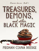 Treasures, Demons, and Other Black Magic - Dowser 3 (CD-Audio)