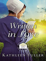 Written in Love - Amish Letters 1 (CD-Audio)