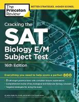 Cracking the Sat Biology E/M Subject Test - College Test Prep (Paperback)