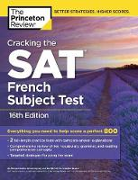 Cracking the Sat French Subject Test - College Test Prep (Paperback)