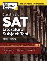 Cracking the Sat Literature Subject Test - College Test Prep (Paperback)